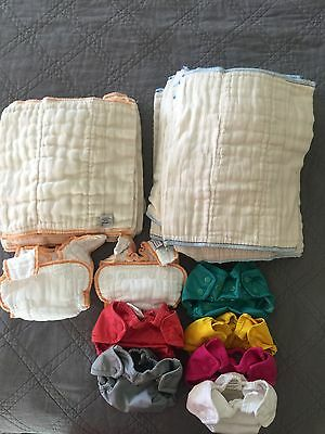 Cloth Diaper Bundle Most have never been used