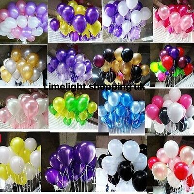 25X Large PLAIN BALOONS BALLONS helium BALLOONS for Birthday party and Wedding