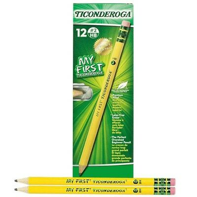 My First Ticonderoga Primary Pencil-12 Ct (33312)