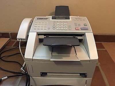 Brother Business Class Laser Fax Intellifax 4100e