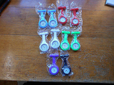 Job Lot Of Nurses Fob Watches
