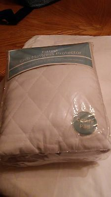 fitted crib mattress protector brand  summer