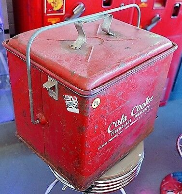 COCA COLA COKE COOLER ESKY 1960's ORIGINAL