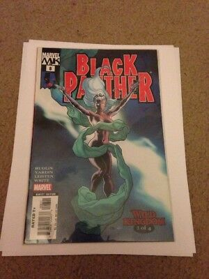 Black Panther #8 Wild Kingdom 2 Of 4