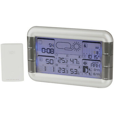 NEW Wireless Weather Station with Outdoor Sensor XC0366