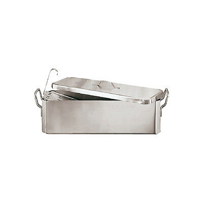 Paderno Fish kettle stainless steel