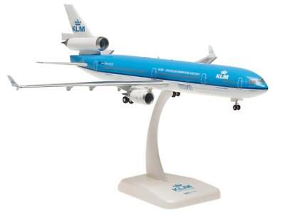 Hogan Wings 1:200, KLM, McDonnell Douglas MD-11 with Stand and Gears,10048