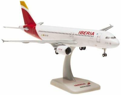 Hogan Wings 1:200 Iberia Airbus A320,with Gear with Stand 0649