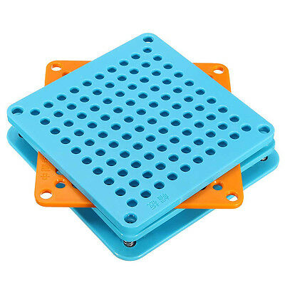 Capsule Machine Manual Encapsulator/ABS Manual Capsule Filling BoardS-100 Holes