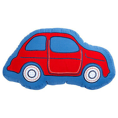 Target Scoot Red, Blue & White Car Decorative Cushion New