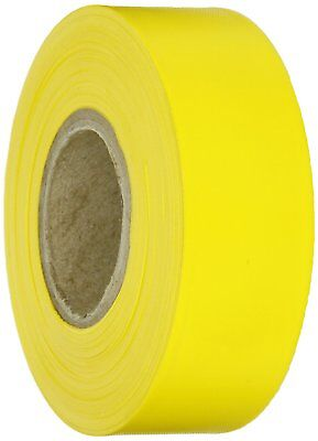 Brady 58347, Flagging Tape, Yellow 1 per Order