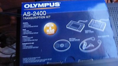 OLYMPUS AS-2400 pedal transcription kit  as new