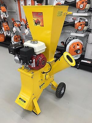 Greatbull Mulcher Chipper Honda GX200 Engine 6.5hp GBD601AH
