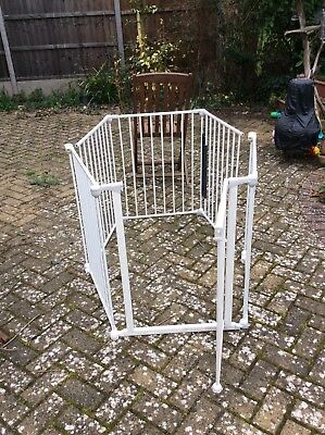 Mothercare Playpen With Gate And Wall Fixing Kit