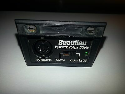 beaulieu 6008 7008 pro 25fps Crystal Sync Board Module Super 8 Camera