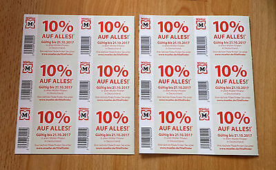 Coupons Müller Drogerie