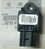 GENUINE PEUGEOT 107 (B0F) / Citroen C1 5-DOOR SALOON FRONT SIDE AIRBAG SENSOR