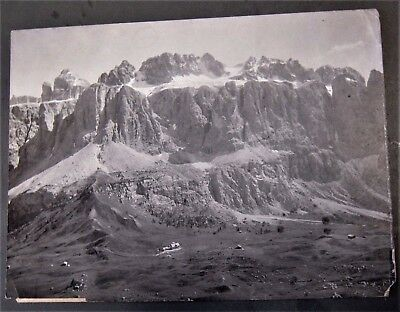 vintage Western photograph of a ranch in the Rocky Mountains AMERICAN WEST PHOTO