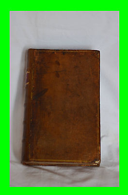 Libro antico in inglese THE DECAMERON or Ten Days Entertainment of BOCCACE 1741