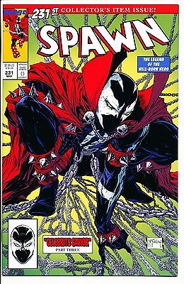 Spawn #231 - Spider-Man #1 Cover Homage - McFarlane