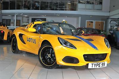 LOTUS Elise Sport 220 Classic Team Lotus Heritage Edition (NEW CAR)