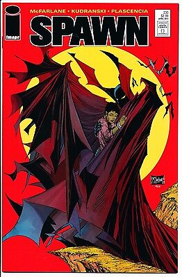 Spawn #230 - Cover Homage Batman #423 - McFarlane