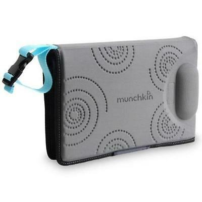 Munchkin Changing Mat Baby Nappy Changer Portable Travel Go Pad