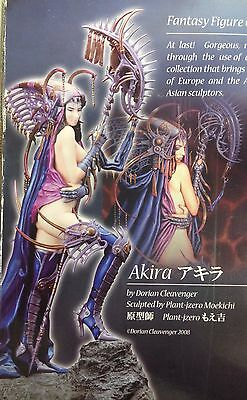 Akira PVC statue by Dorian Cleavenger Fantasy Figure Collection