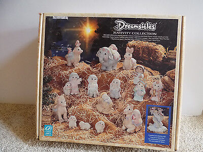 Dreamsicles Nativity Collection 15 Piece Set