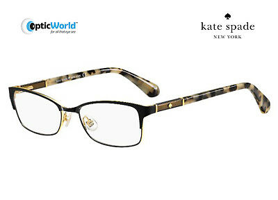 41c97738c70ea KATE SPADE LAURIANNE - Designer Spectacle Frames with Case (All Colours)