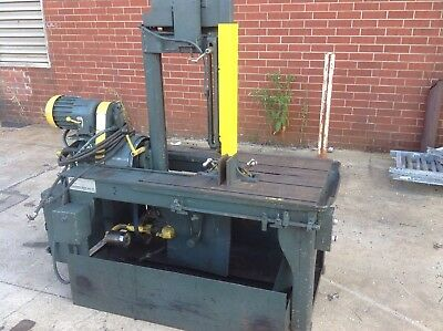 Marvel Band Saw Series 8 Vertical Tilting