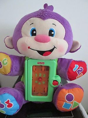 Fisher-Price Laugh and Learn Activity Monkey (Toy)