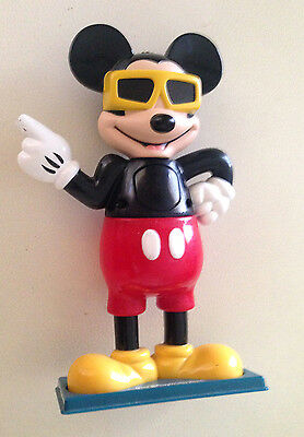 Disney World Resort Florida Build A Mickey Mouse Mcdonalds Happy Meal Toy 1999