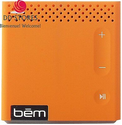 Bèm HL2022 Mini Enceinte Bluetooth Orange