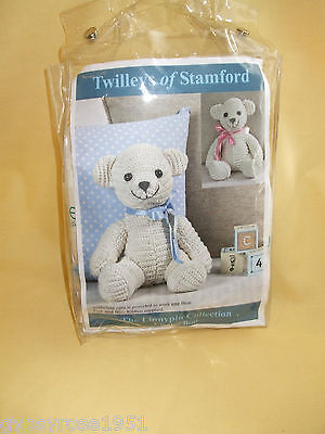 The Linnypin Collection Crochet Bear Kit (By Twilley of Stamford)