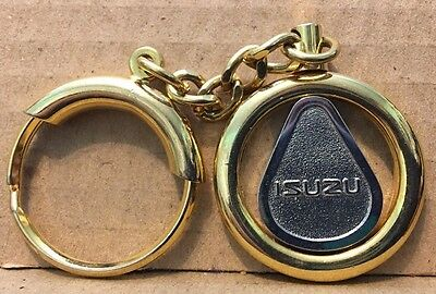 Isuzu Well Made Advertising Keychain