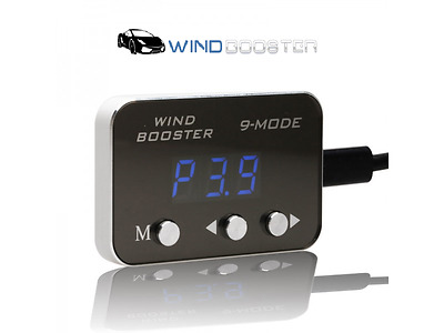 Ford Falcon FG Windbooster 9-MODE Throttle Controller -Metal & Ultrathin Edition