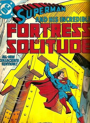 SUPERMAN And His Incredible FORTRESS OF SOLITUDE  Vol. 5, #26. 1981