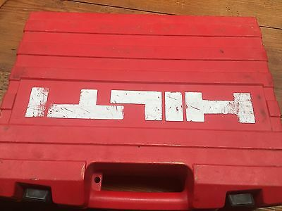 Hilti TE5 Rotary Hammer Drill with Case
