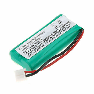Pro 1× Cordless Phone Battery for Uniden BT-1011 BT-1018 BT101 Ni-MH 2.4v 800mAh