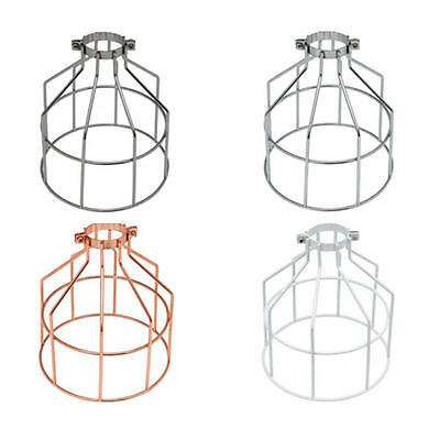 Calif Metal Cage Shade DIY for Juno Cord Pendant Mercator Lighting - WL3801