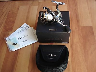 **Brand New** Shimano Stella FI C2000S Spin Reel *Made In Japan*