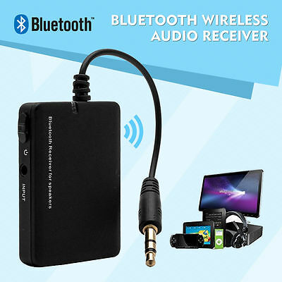 Récepteur d'Audio Bluetooth 3.0 A2DP Jack 3.5mm Diffuseur Stereo