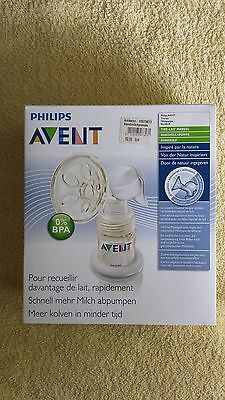 Philips Avent Hand-Milchpumpe