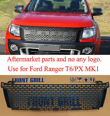 Raptor Frontgrill 2012 2013 USE FOR Ford Ranger Kühlergrill Tuning Grill 12 - 15