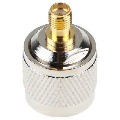 N Type Male Plug to SMA Female Jack straight RF Coaxial Adapter Connector Copper