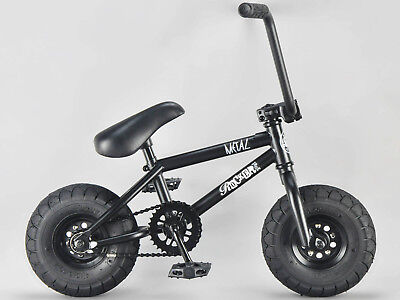 *GENUINE ROCKER - NOT COPY* - METAL iROK+ BMX RKR Mini BMX Bike