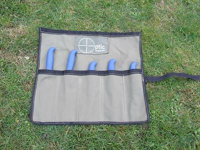 Canvas with Kevlar lined  Knife Role hunting/ pig hunting deer hunting