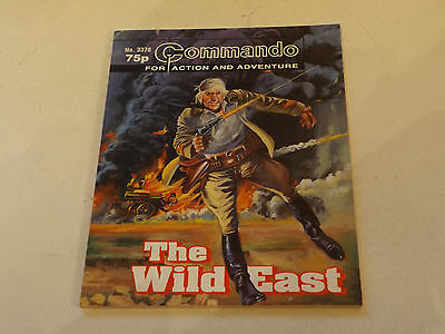 Commando War Comic Number 3378!!,2000 Issue,v Good For Age,17 Years Old,v Rare.