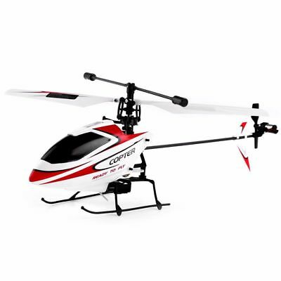 2.4G 4CH 3-Axis Gyro RTF Mini Radio Remote Control Helicopter